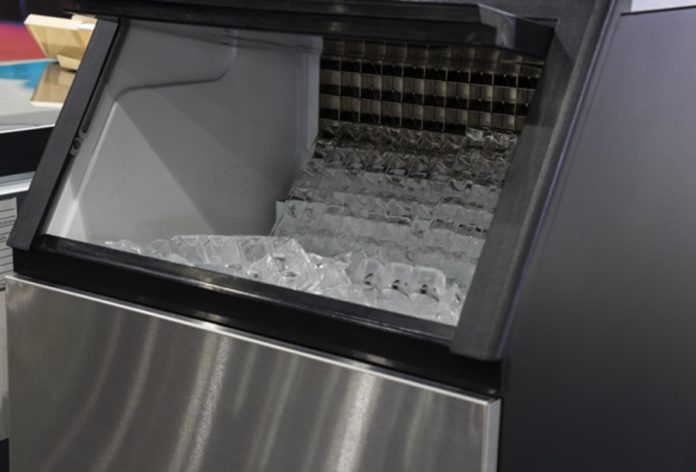how to clean ice maker with vinegar