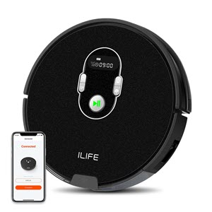 ILIFE A7 Eufy RoboVac 11 Review: